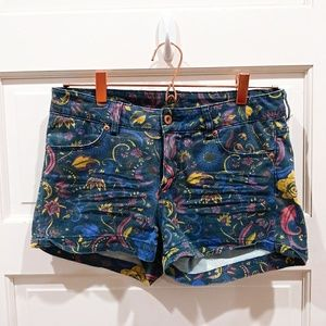 H&M Patterned Shorts